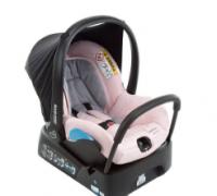 Seleção de cadeirinhas de bebê com 20% OFF