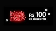R$100 OFF para compras acima de R$ 950