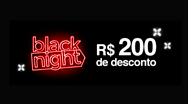 R$200 OFF para compras acima de R$ 1950