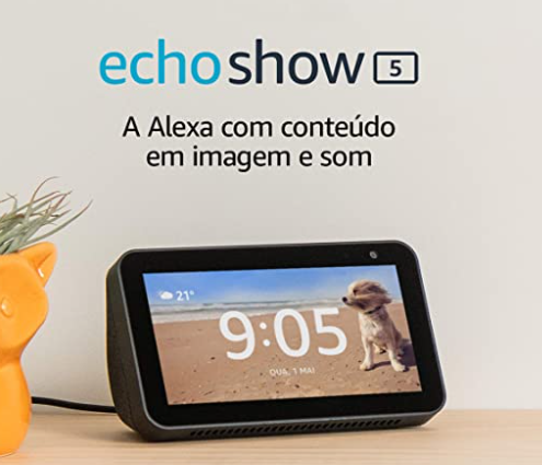 Echo Show 5 – Smart Speaker