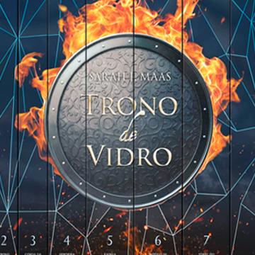 Box Trono de Vidro (Acompanha Brindes)