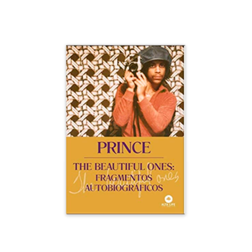 20% OFF no livro Prince: the Beautiful Ones