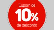 10% OFF no Ponto Frio